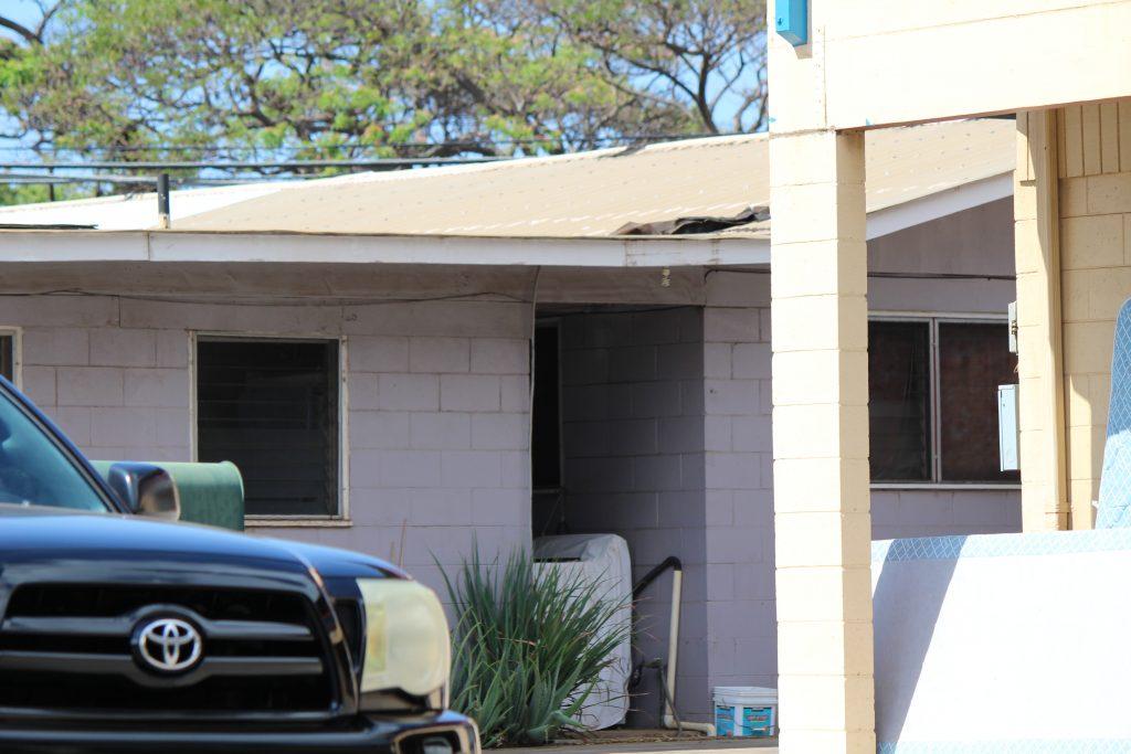 Akalei Place, Kahului, Maui. Maui Now photo.