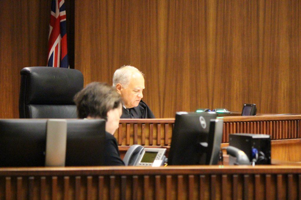 Judge Joseph Cardoza. Photo (5.20.16) by Wendy Osher.