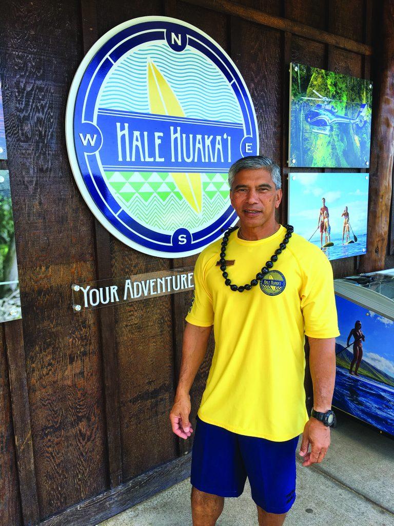 Iokepa Naeʻole. Courtesy photo.