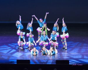 Kids take to the stage at Maui Academy of Performing Arts, one of the nonprofits that will receive Maui RSVP funding. Courtesy photo.