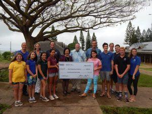Maui Electric_Maui Prep Academy grant