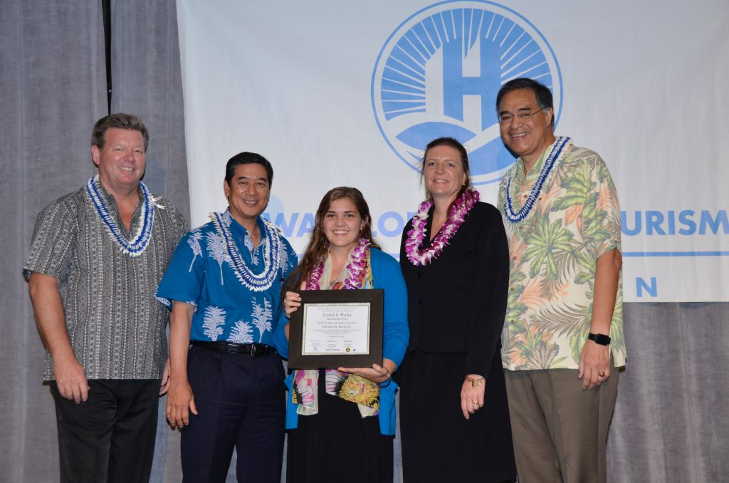 Cendall Manley of Molokaʻi. Courtesy photo.