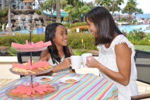 Mother's Day Tea Party at The Westin Kā'anapali Ocean Resort Villas. Courtesy photo.