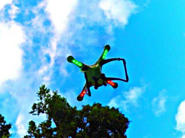 Drone. Maui Now photo.