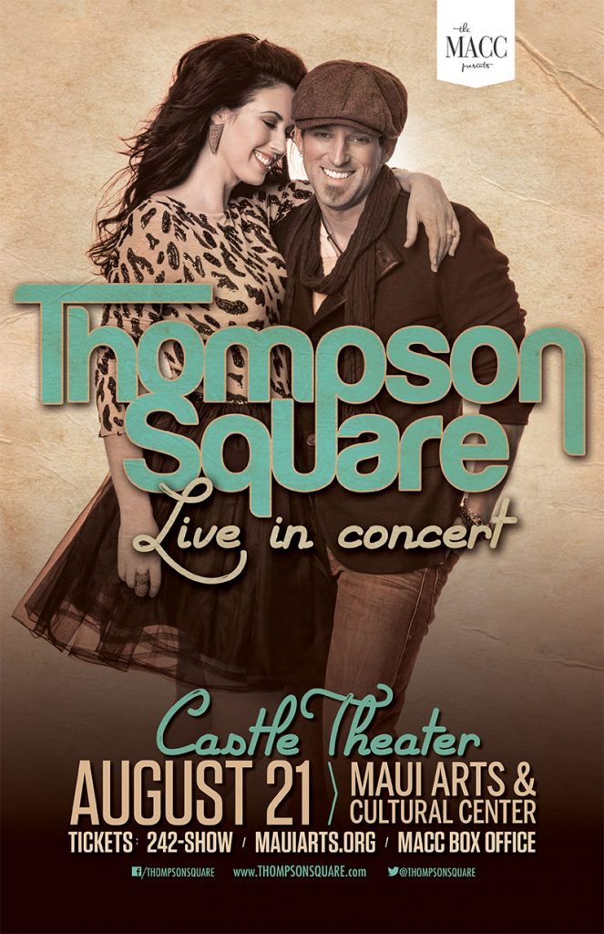 Thompson square hawaii