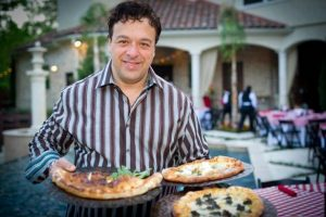 Chef Anthony Russo, the founder of dining concepts that include Russo's New York Pizzeria and Russo's Coal-Fired Italian Kitchen. Courtesy photo.