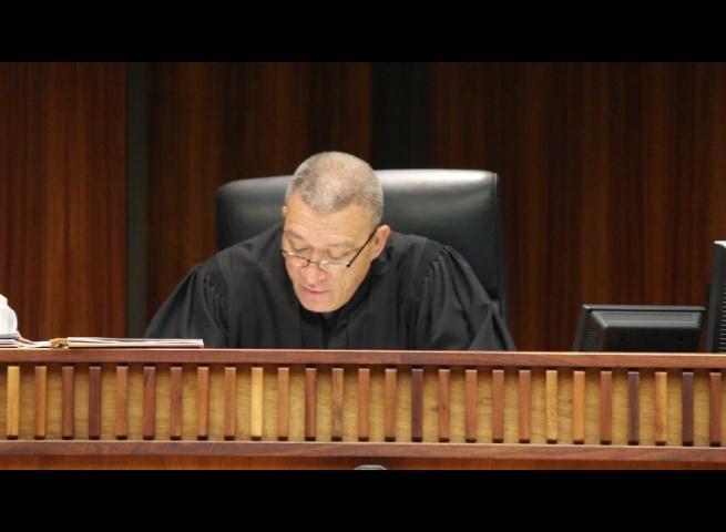 Judge Richard Bissen. (5.10.16) Photo by Wendy Osher.