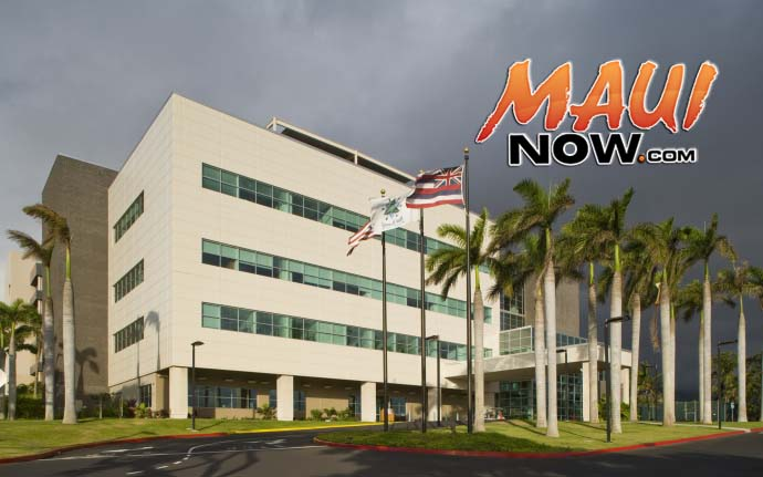 Maui Memorial Medical Center. File image.