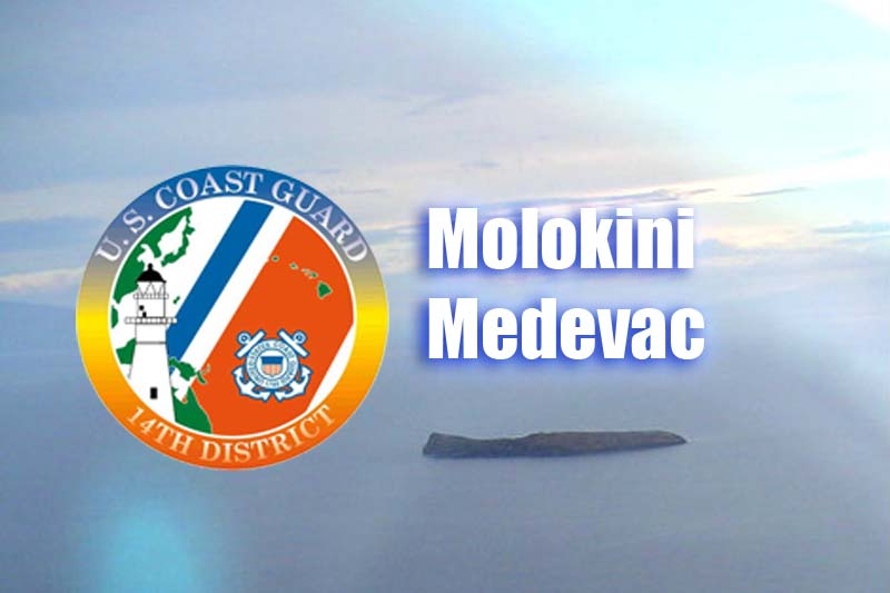 Snorkeler Medevaced from Vessel off Molokini