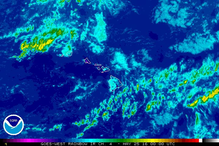 Satellite imagery 5.24.16 courtesy: NOAA/NWS.