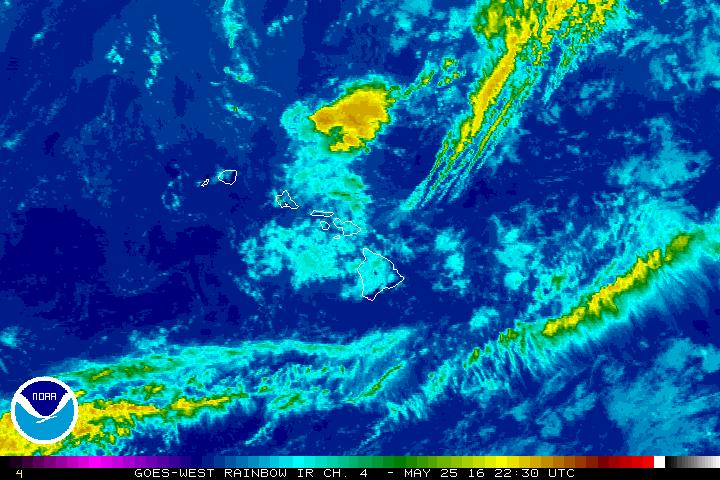 Satellite imagery 5.25.2016 courtesy NOAA/NWS.