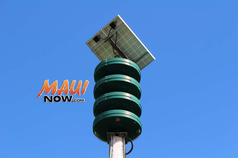 Maui Now Siren And Emergency Alert System Test Feb 1 2016