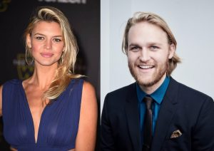 Kelly Rohrbach and Wyatt Russell. Photo provided by MFF.