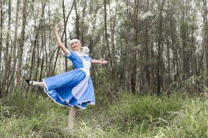 'Alice's Adventures in Wonderland' at Seabury in June.