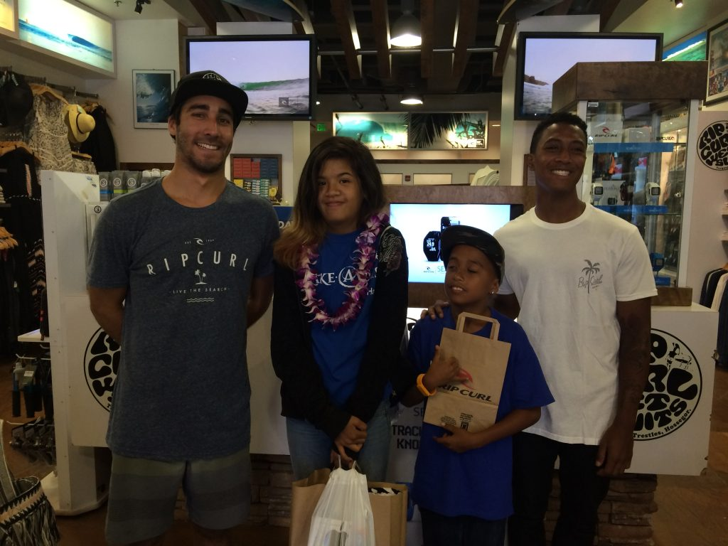 Thirteen-year-old Kayla of Wailuku is battling a brain tumor. She was granted a wish through Make-A-Wish Hawaii.