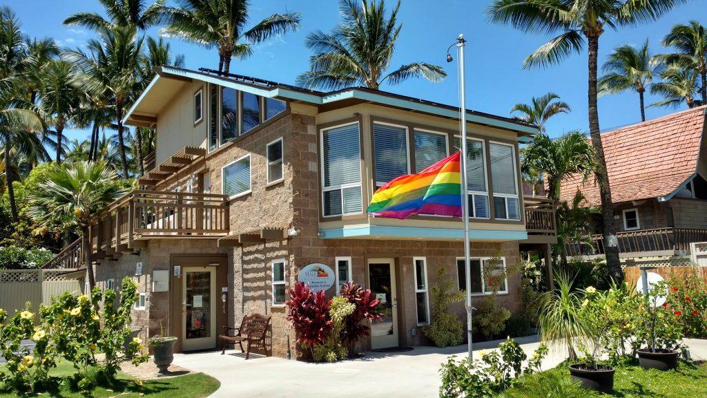 Photo Credit: Maui Sunseeker LGBT Resort (Facebook image)