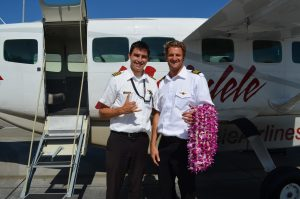 """Mokulele Airlines will once again celebrate King Kamehameha Day by """"lei-ing"""" the first 500 passengers on Friday."""