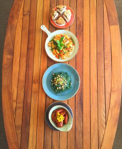 Food from KAPA Bar + Grill at the Wailea Marriott. Courtesy photo.