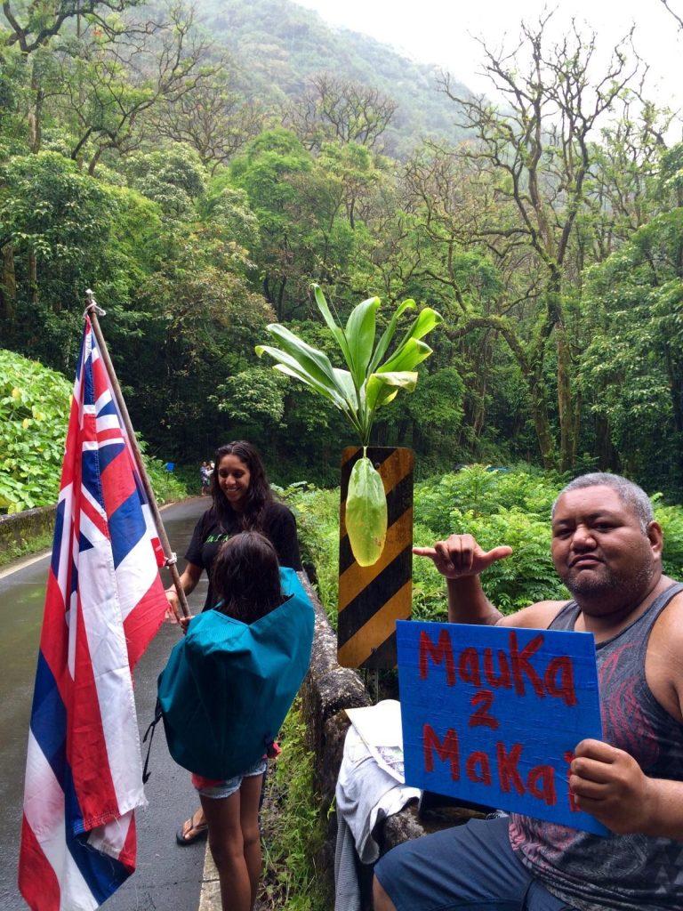Mary Ann Pahukoa, Junior Kekiwi Photo credit: Claire Garrigue.
