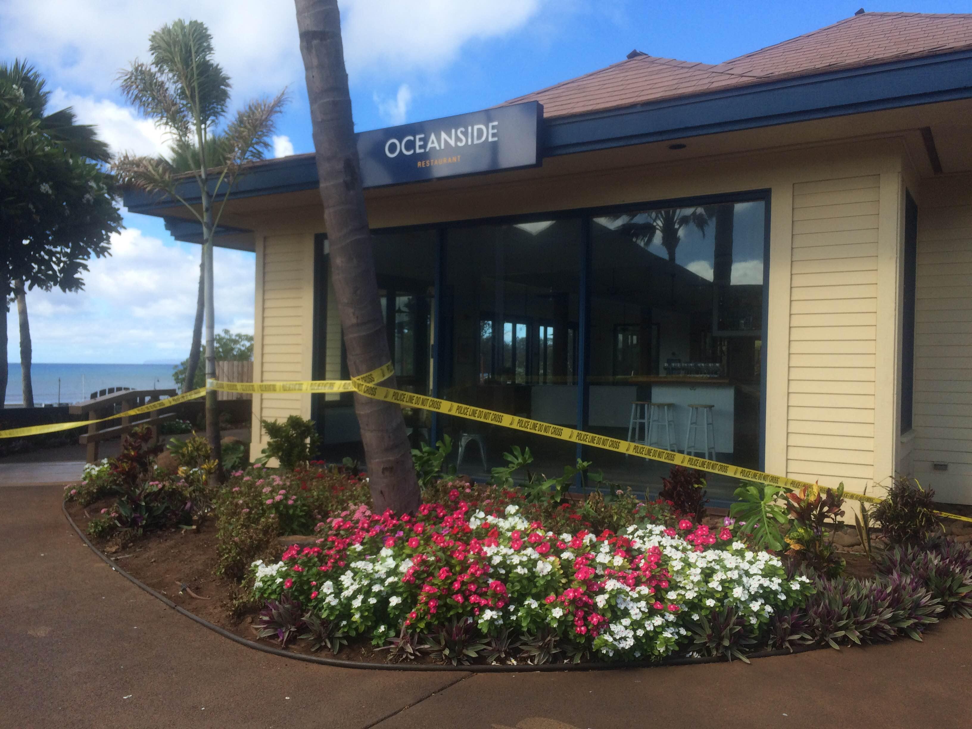 Oceanside Restaurant at Māʻlaea. Photo (6.24.16) credit: Kiaora Bohlool.
