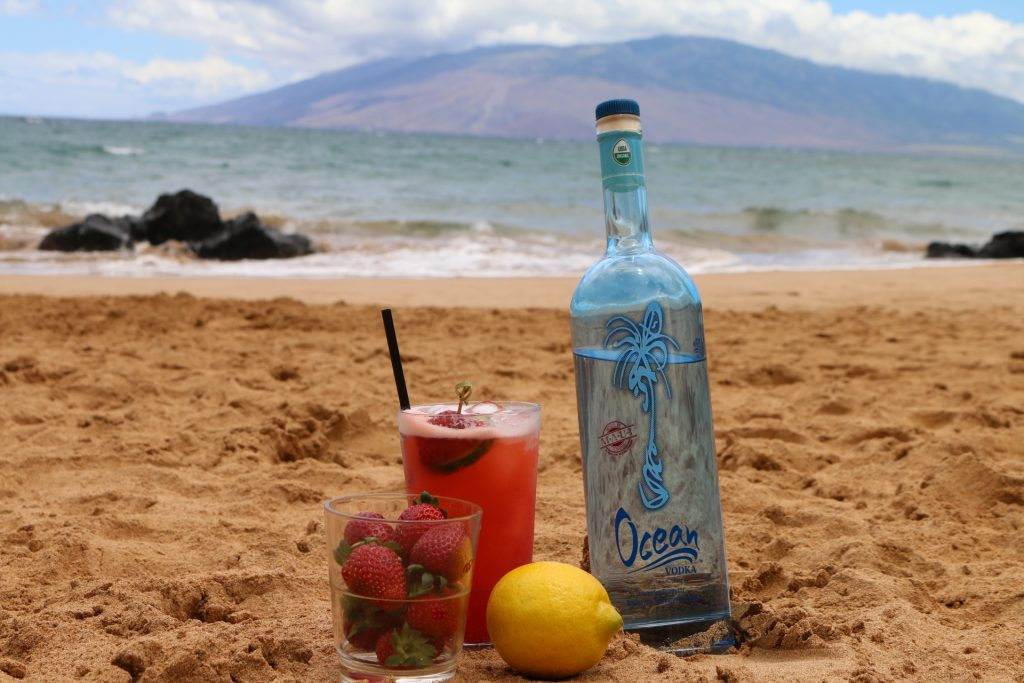Ocean Vodka is looking for the ultimate cocktail recipe. Deadline for submissions is tomorrow. Photo Courtesy: Nicole Schenfeld