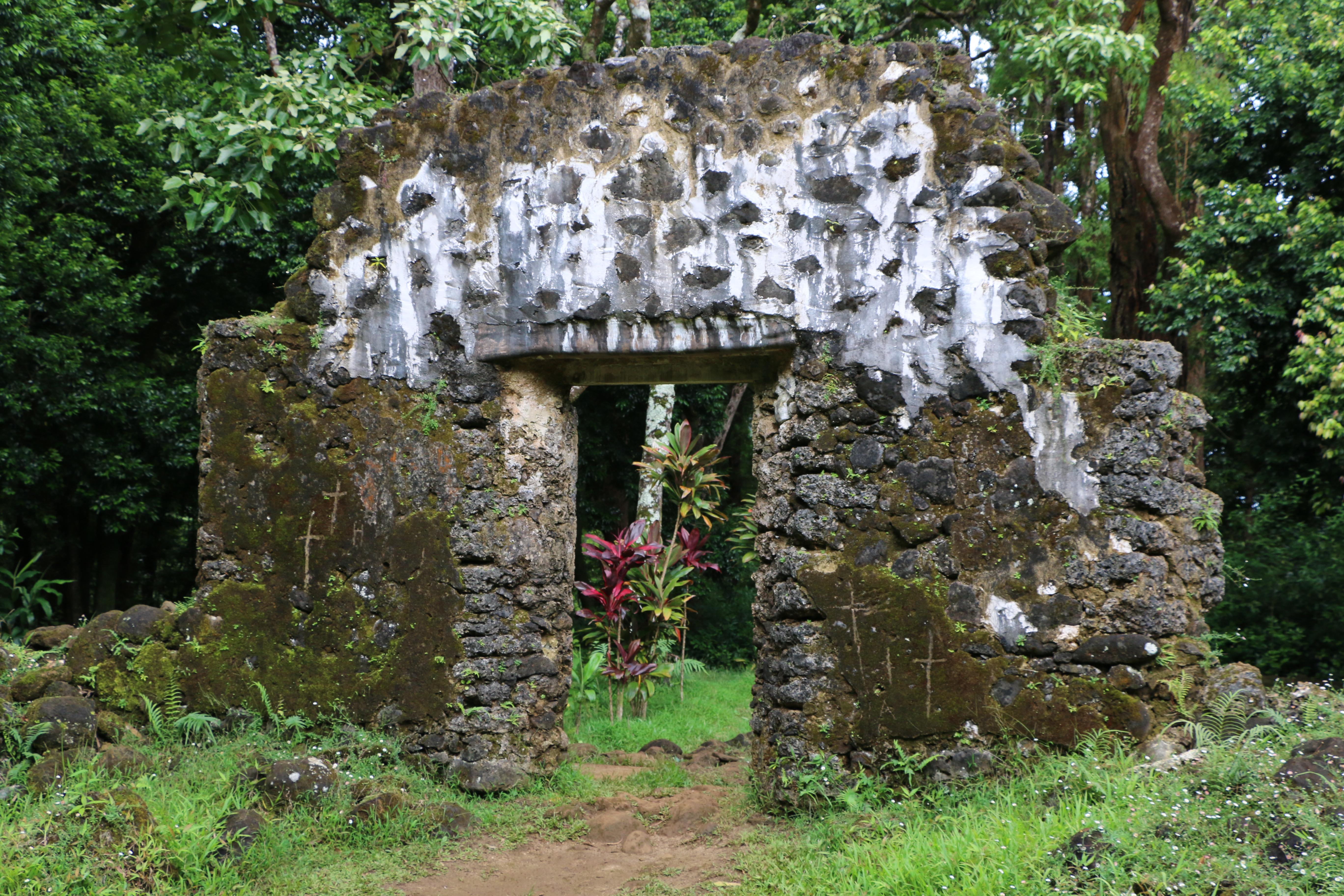 Kaniakapupu. Photo credit: Hawaiʻi DLNR.