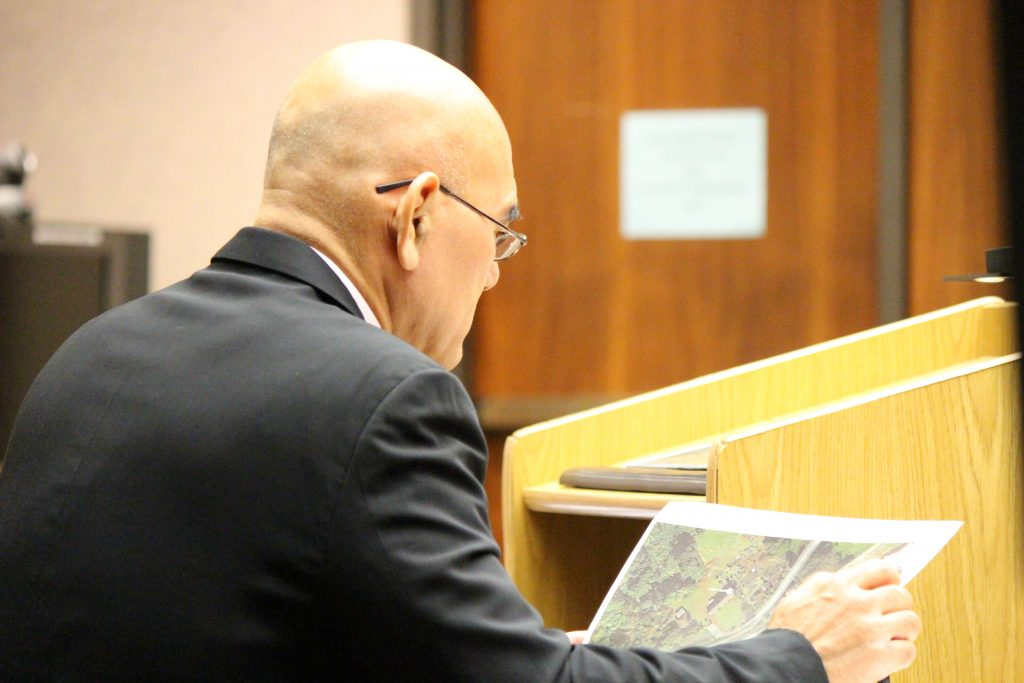 Emlyn Higa, deputy prosecutor. Photo by Wendy Osher.