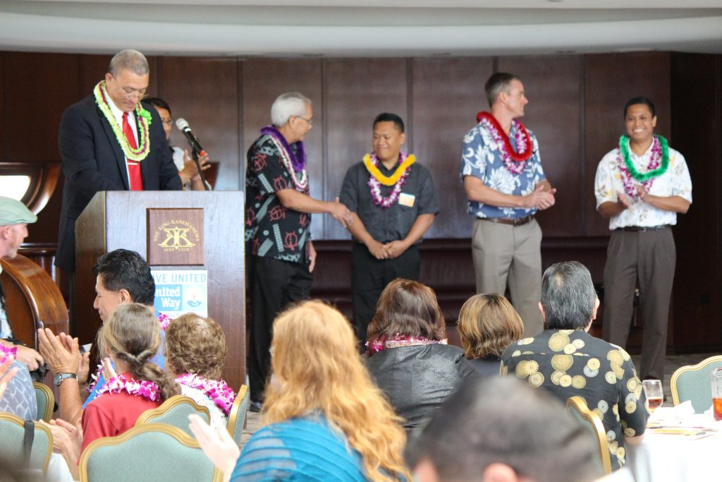 Maui United Way 47th Annual Meeting and Recognition Luncheon. Photo by Wendy Osher.