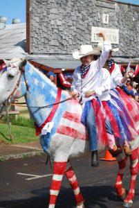 makawao fourth 4th paniolo parade