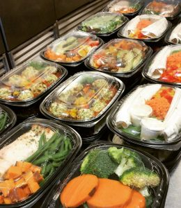 A range of meals available from Mana Meals. Courtesy photo.