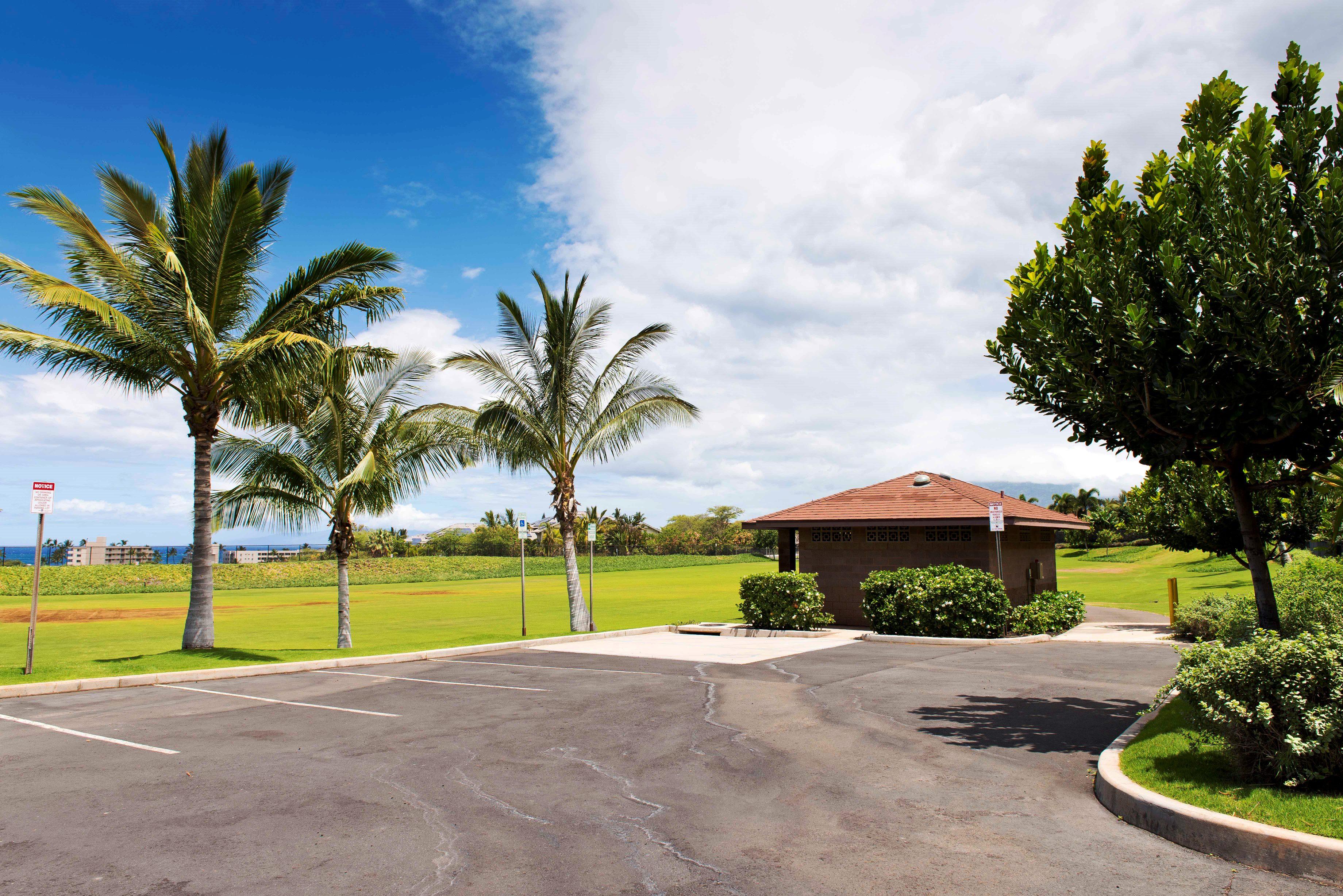 Moana Estates Park. Photo credit: County of Maui.