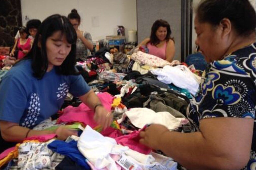 Maui Electric is hosting its annual Rummage Sale benefitting Maui United Way on Saturday, June 18, from 8 a.m. to 11:30 a.m., at its Kahului auditorium.