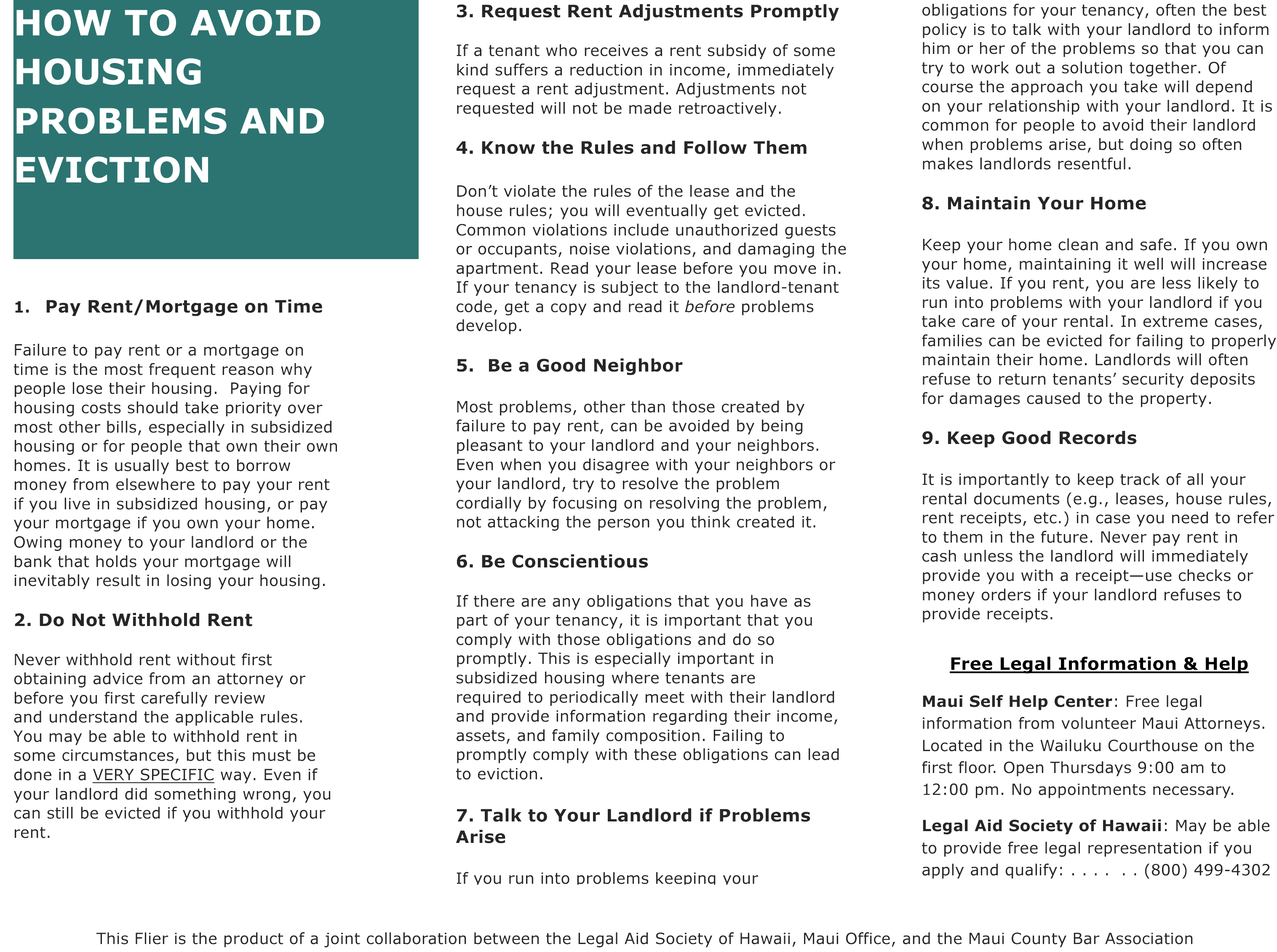 STAE Brochure Page 2. Click image to view in greater detail.