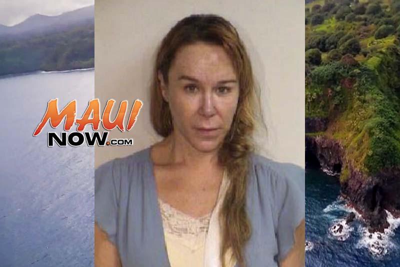Alexandria Duval (Allison Dadow). Photo courtesy Maui police/Maui Now image.