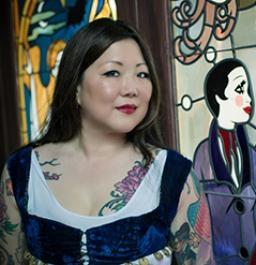 Margaret Cho. MACC photo.