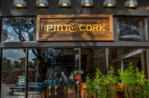 The Pint & Cork, now open at The Shops at Wailea. Courtesy photo.