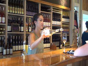Wine tasting in 'Ulupalakua. Photo by Kiaora Bohlool.