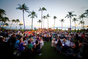 2015 Hawai'i Food & Wine Festival. Courtesy photo.
