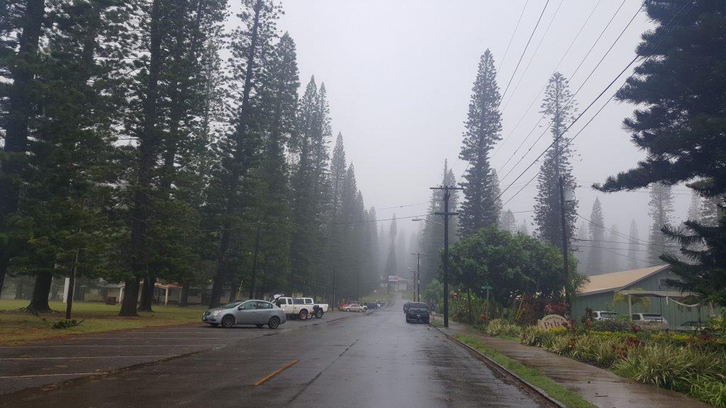 Lānaʻi City. Photo credit: Jason Fabrao.