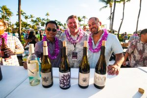 Hawai'i Food & Wine event at the Sheraton. The festival has been nominated for the USA TODAY 10Best Readers' Choice travel award contest for best Wine Festival. Courtesy photo.