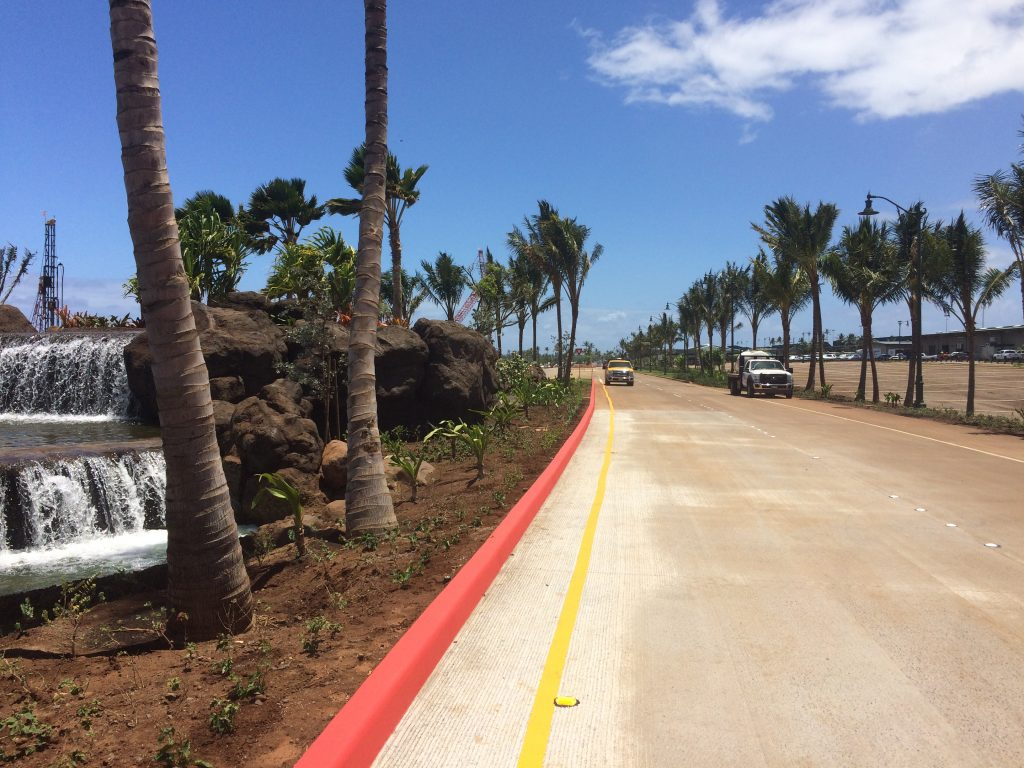 The new Airport Access Road will be open to motorists July 23, 2016. Photo Courtesy.