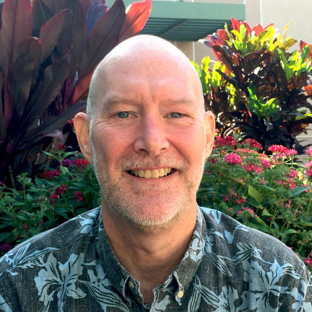 Gerry Smith, Director of Business Development, Maui Economic Development Board. Courtesy photo.