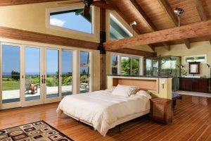 Mea Makamae Ranch in Ha'ikū.Concierge Auctions photo.