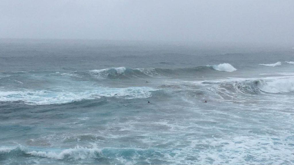 TS Darby Maui impacts. 4 p.m. 7.23.16. Hāmoa, (East) Maui. Photo Credit: Ryan Poe