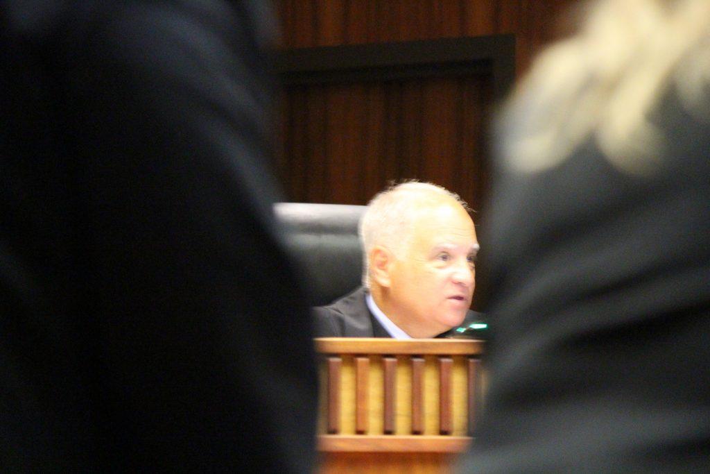Second Circuit Court Chief Judge Joseph Cardoza. Photo by Wendy Osher 7.12.16
