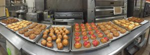 Baked goods fresh from the ovens at UHMC's culinary program.  Courtesy photo.