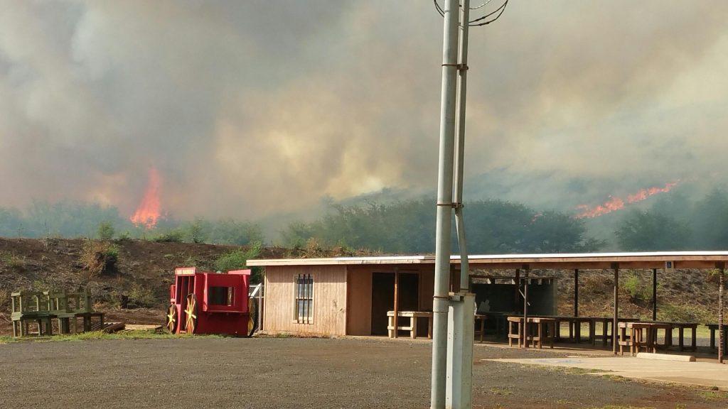 MFD 07.08.16 Olowalu brushfire 16