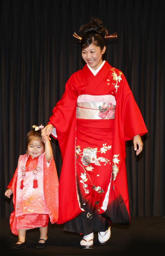 Japanese cultural attire. Photo courtesy of Kit Zulueta.