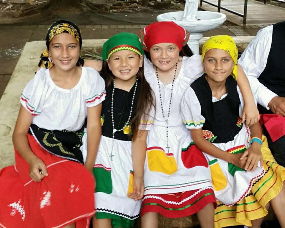 Portuguese cultural attire. Photo courtesy of Kit Zulueta.
