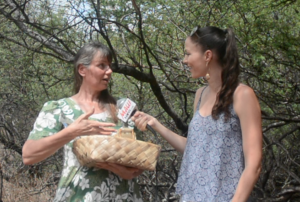Malika interviews Brenda Kaneshiro on Molokai